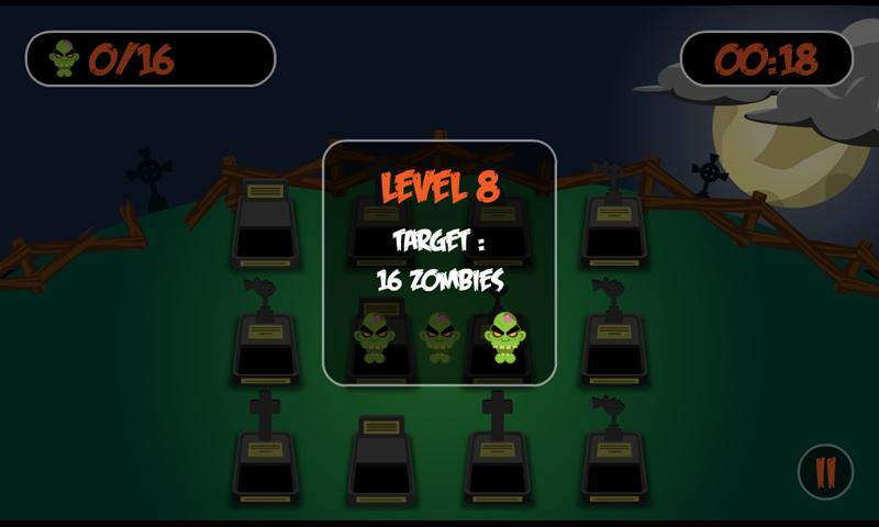 Tap Zombie - screenshot