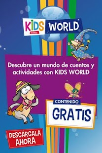 KIDS World - Juegos para niños - screenshot thumbnail