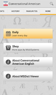 Conversational American Eng TR - screenshot thumbnail