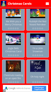Free Christmas Carols- screenshot thumbnail