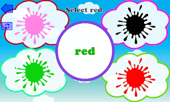 Screenshot of Kids educational game