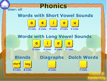 免費教育App|Phonics Writing Spellings Free|阿達玩APP
