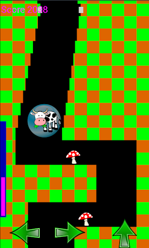 【免費街機App】Cow Caves of Mars Pro-APP點子