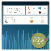 Google Now Light UCCW Skin