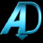 aDownloader - torrent download icon