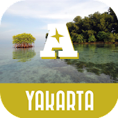 Yakarta guía mapa offline