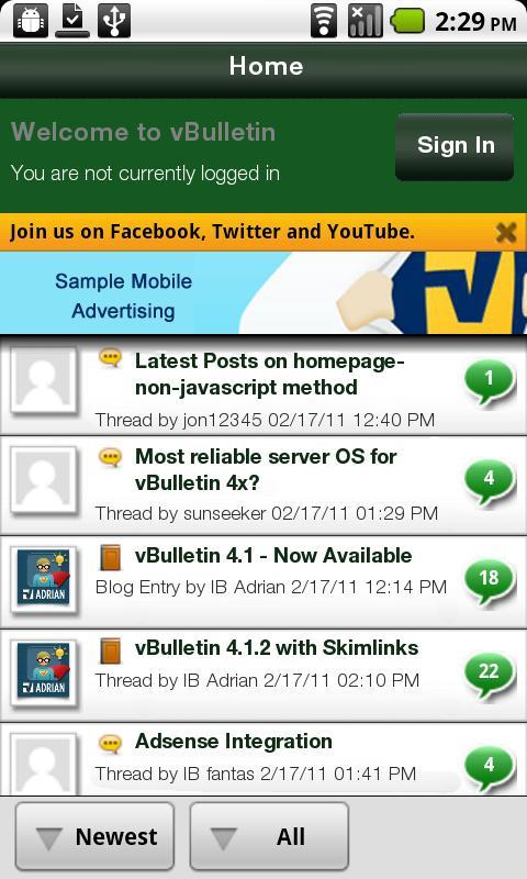 BadBeatsPoker.net Forum - screenshot