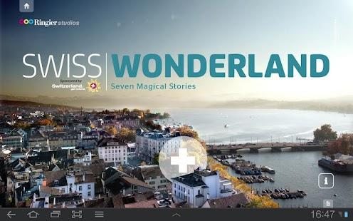Wunderland Schweiz - screenshot thumbnail