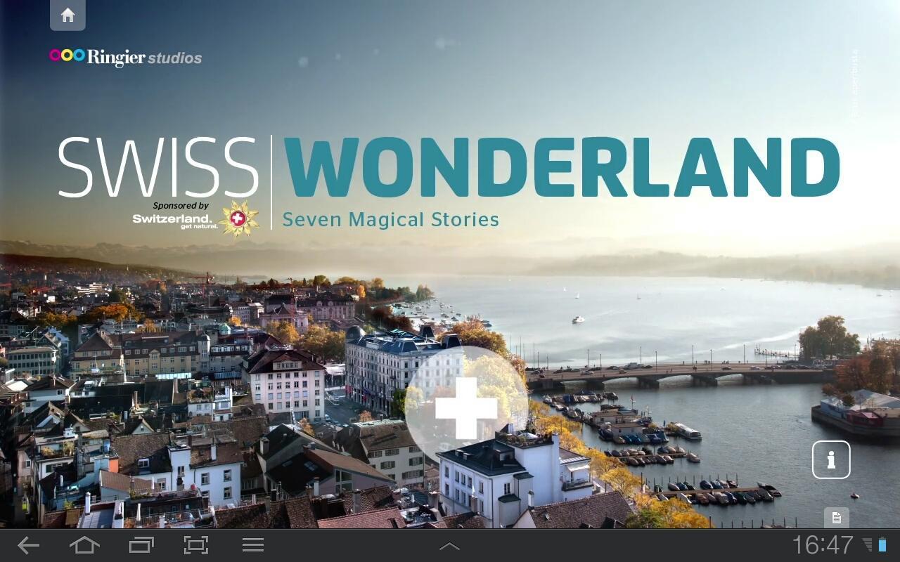 Wunderland Schweiz - screenshot