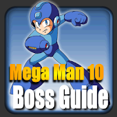 Mega Man 10 Boss Guide