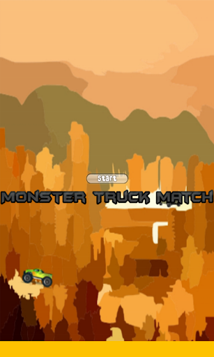 Monster Truck Match FREE