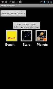 Bench-Android- screenshot thumbnail