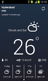Weather Neue - screenshot thumbnail
