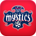 Washington Mystics Mobile logo
