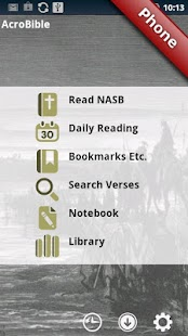 AcroBible NAS- screenshot thumbnail