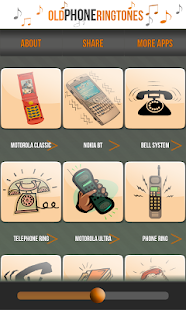 Old Phone Ringtones - screenshot thumbnail