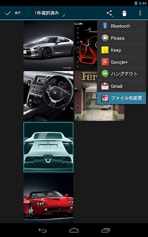 Screenshots for Gallery Rename Plugin ADFREE