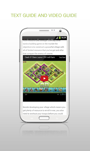 Simple Guide of Clash of Clans