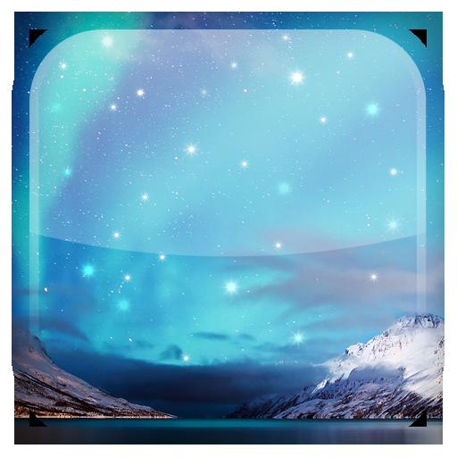 星空G2動態桌布 個人化 LOGO-玩APPs