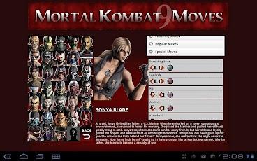 Download Mortal Kombat 9 Moves Google Play softwares
