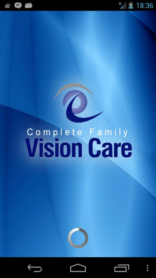 Vision Care- screenshot