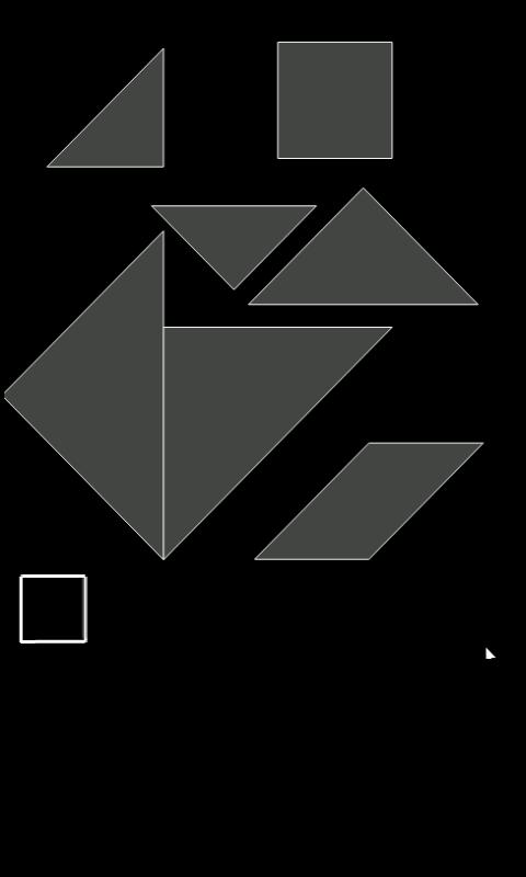 Minimalist Tangram- screenshot