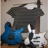 Guitar XzJam Rock Band