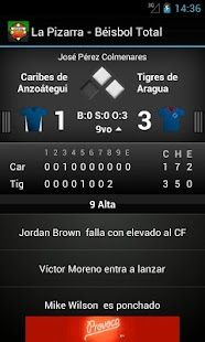 La Pizarra - Beisbol Total - screenshot thumbnail