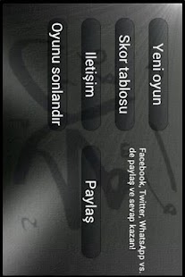 Islami Bilgi Oyunu - screenshot thumbnail