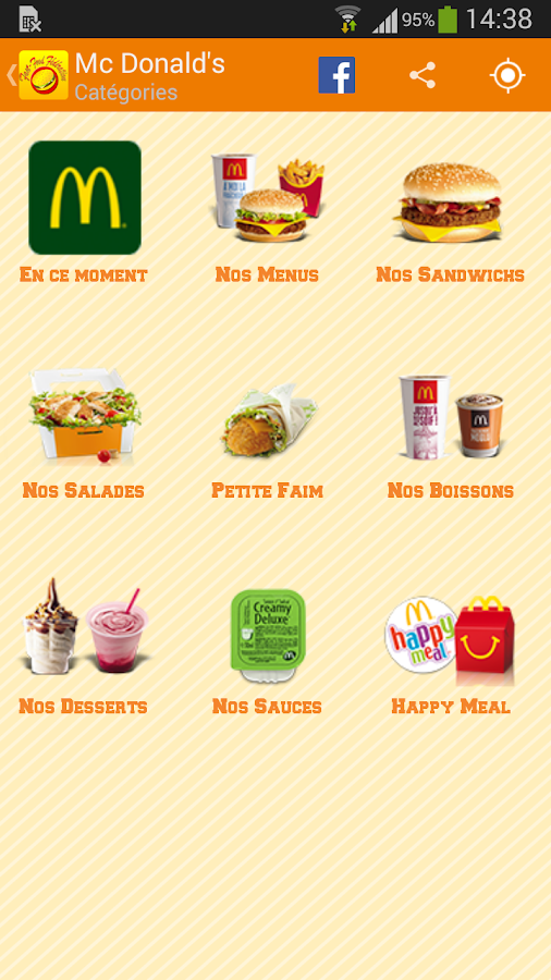 Fast Food Fédération - screenshot
