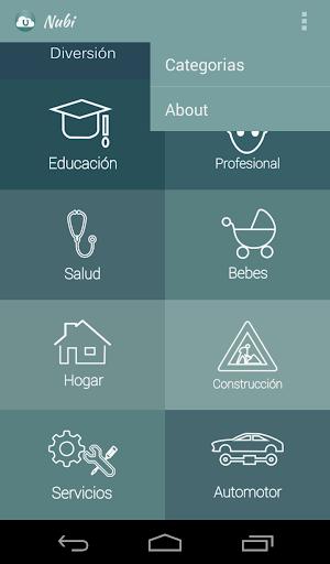 玩旅遊App|Nubi Guia de Comercios免費|APP試玩