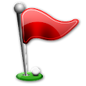 iGolf Beta – Golf GPS logo