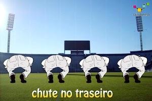 Screenshot of Chute no Traseiro