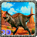 Dinosaur Hunter Deadly Shooter icon