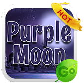 Purple Moon Keyboard