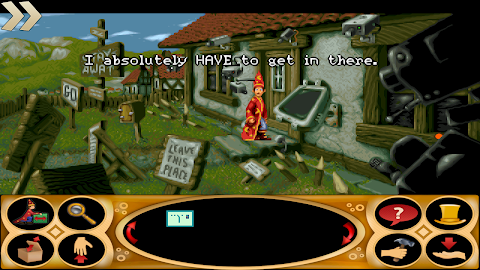 Simon the Sorcerer 2 Screenshot 15