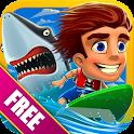 Banzai Surfer Free icon