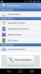 PrintHand Mobile Print - screenshot thumbnail