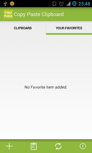 【免費生產應用App】Copy Paste-APP點子