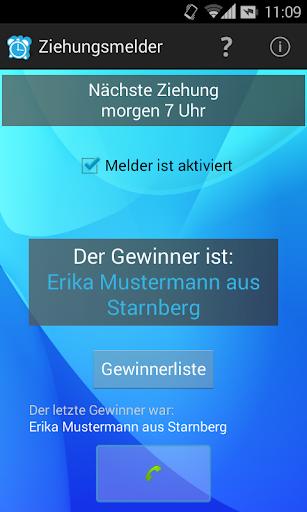 Antenne Bayern Ziehungsmelder