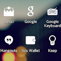 Blanco Theme for LGHome icon