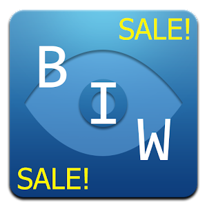 Blue Iris Widget NEW *SALE*