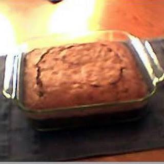 Easy Raisin Cake.