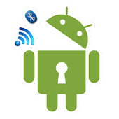 Wifi screen lock manager