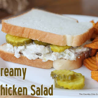 Chicken Salad.