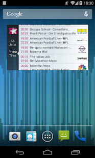 Prime Guide - TV Programm - screenshot thumbnail