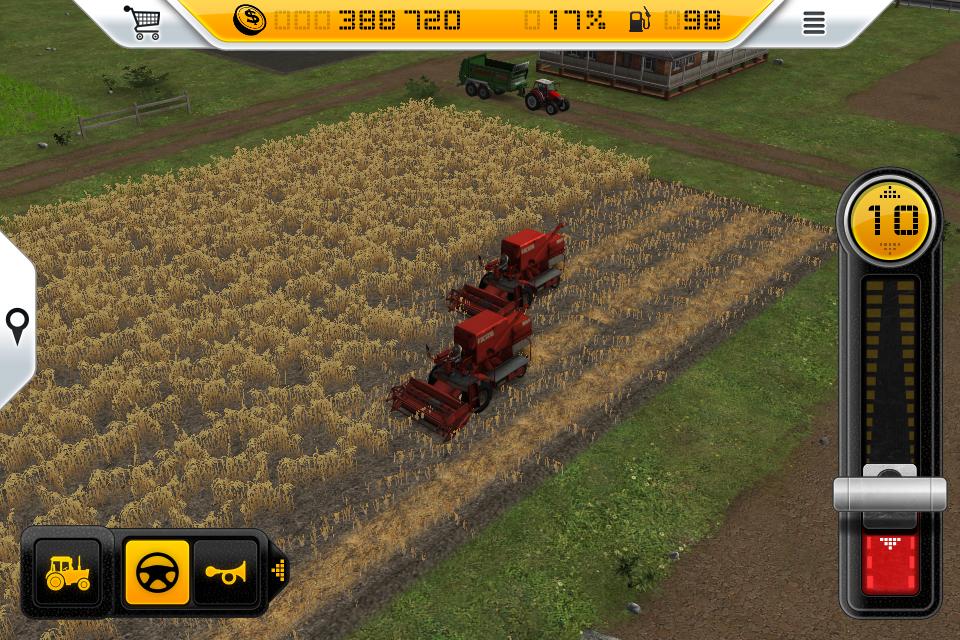 Farming Simulator 14 screenshot #4