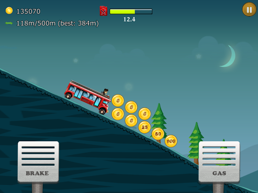 Up Hill Racing: Car Climb Juegos (apk) descarga gratuita para Android/PC/Windows screenshot