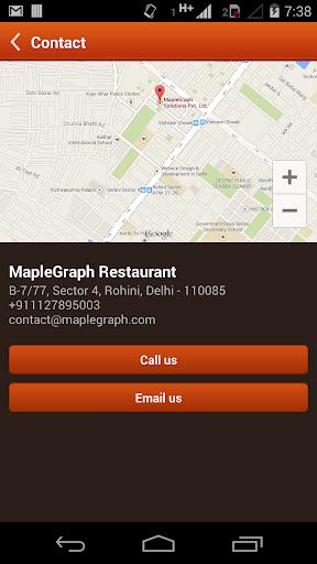 【免費生活App】Restaurant App Demo-APP點子