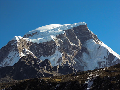 Brownie-Vanilla mountain by Caesar Jees - Landscapes Mountains & Hills ( mountain, nature, travel, landscape,  )